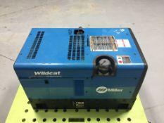 Miller Wildcat Welder/Generator, 674hrs, Subaru 14HP