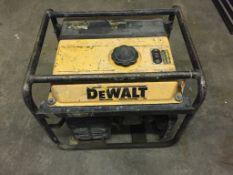 DeWalt DG2900 Generator w/ Honda GX160, 5.5 HP, Location: 4127 Blairs Ferry Rd. NE Cedar Rapids,