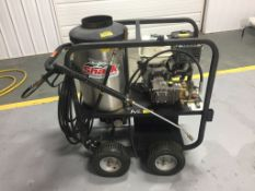 Shark Steam Pressure Washer w/ Honda GX340