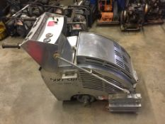 Soff-Cut GS-1000 Concrete Saw, 454 hours, S/N:1088, Location: 4127 Blairs Ferry Rd. NE Cedar Rapids,