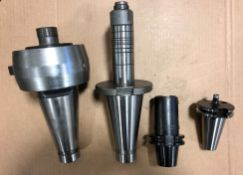 4 Piece Tool Various Holder Set