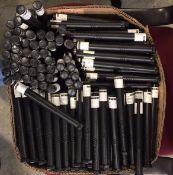 "150 Brand New Coolant Thru Guhring .4916"" Diameter Cobalt Drills With Coating"