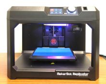 MakerBot Replicator 5th Generation 3D Printing Machine