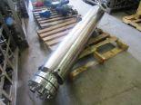 Lot 61 - Yula Mdl. WCV-48-60AAAS Pre Marine Cream USP Cooling Heat Exchanger, Ser. #19520, Mfg. 2005,