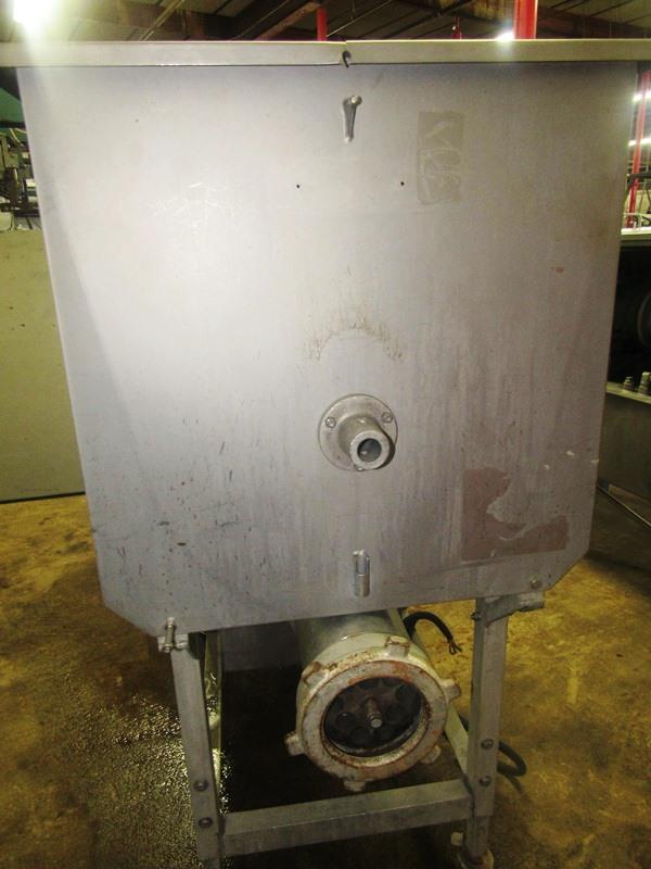 Lot 50 - Butcher Boy Mdl. 200/52 Mixer/Grinder, Ser. #474, 208 volts, 3 phase