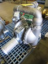 "Lot 19 - Wilden 2"" Air Operated Diaphragm Pump PX8/SSAAA/TNU/TF/STF, Ser. #0021134196"
