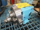 "Lot 33 - Waukesha Mdl. 030 Positive Displacement Pump, 1 1/2"" inlet/outlet"