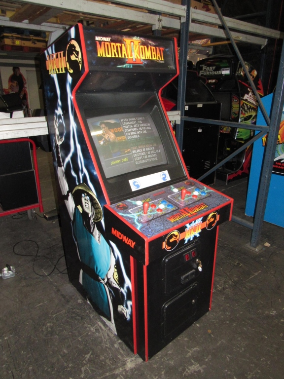 COIN-OP ARCADE GAME & PINBALL MACHINE AUCTION - DAY 2