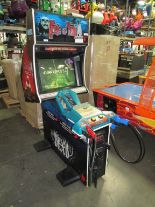 Lot 533 - THE HOUSE OF THE DEAD ZOMBIE SHOOTER ARCADE GAME