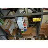 LOT - 4 SECTIONS OF FUEL & OIL FILTERS
