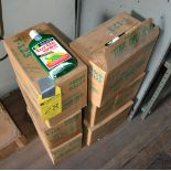 LOT - 7 CASES OF TURTLE WAX