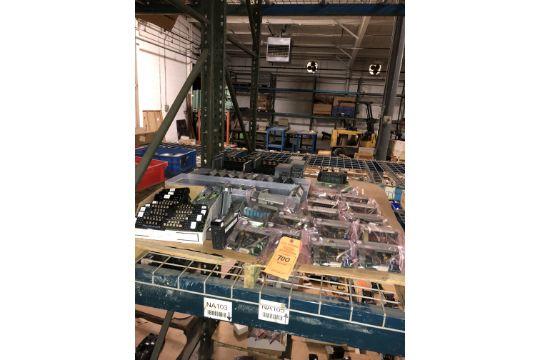 ASSORTED CARD SLOTS SLC 500 PLC DIRECT CPU SERIES ONE PLUS MEDAR PN 917 0049