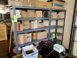 Lot 38 - (2) SECTIONS PAN SHELVING