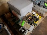 Lot 16 - PALLET OF ALLEN BRADLEY CONTACTS; SWITCHES; ELEMENTS; PHOTO SWITCHES; VARIOUS CONTROLS & CONTROL