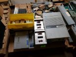 Lot 7 - PALLET OF MISC BMI 7100 PQNODE; ALLEN BRADLEY 1336 DRIVE; VARIOUS SPROCKETS & MISC
