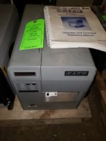 Lot 32 - SATO MODEL-8400 RV PRINTER