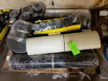 Lot 12 - PALLET OF VARIOUS CONVEYOR BELT