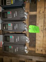Lot 28 - (4) GE FUJI AF-300 G11 DRIVES