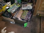 Lot 18 - PALLET OF GE SERIES 6 PROGRAMMABLE CONTROLLERS INDU COMP SCREEN & MISC