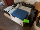 Lot 14 - PALLET OF (3) GOULD AC SERVO DRIVES (1) THERMO ELECTRON MODEL-340 & VARIOUS TRANSFORMERS