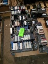 Lot 42 - PALLET OF GE FANUC SERIES 90 PROGRAMMABLE CONTROLS