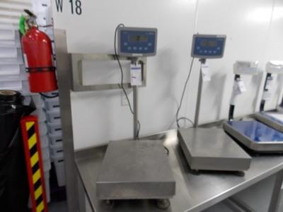 Lot 1 - Sartorius 150KG Scale | Miras 2 Digital Platform Scale, Max=150kg, e=50kg | MODEL# 1W2P1U-150FE-