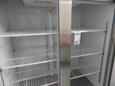 Lot 93 - Commerical Dbl. Door Refrigerator
