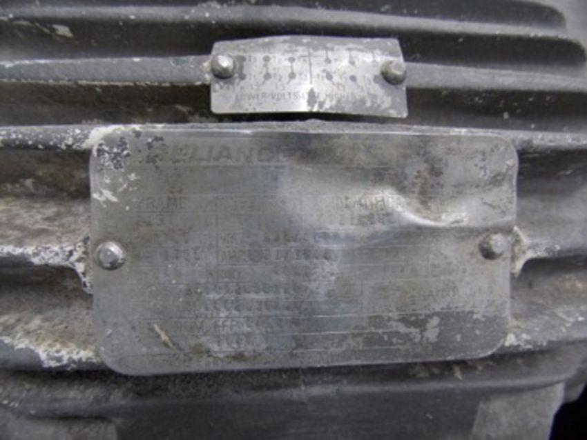 Lot 118 - WAUKESHA Pump