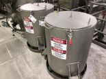 Lot 121 - Three Schenck weighing systems. - PART OF CONTINUOUS MIXING BULK BID**