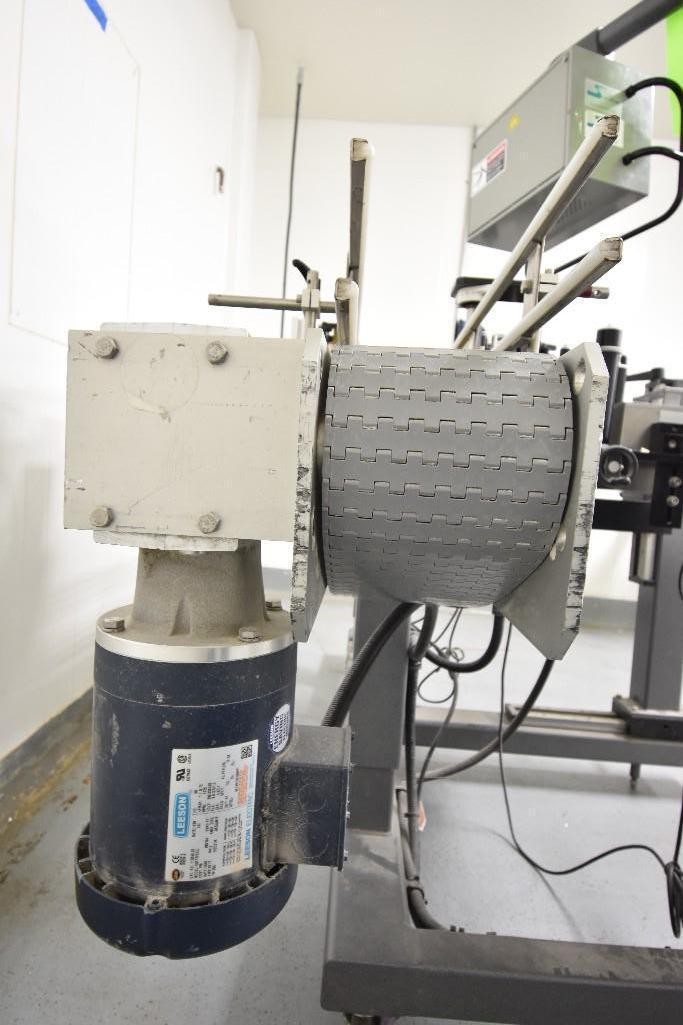 Lot 98 - Southern California Packaging Equip. Inline Labeler