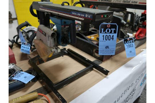 Group Of Lots 1003 1004 8 1 4 Ryobi Model R