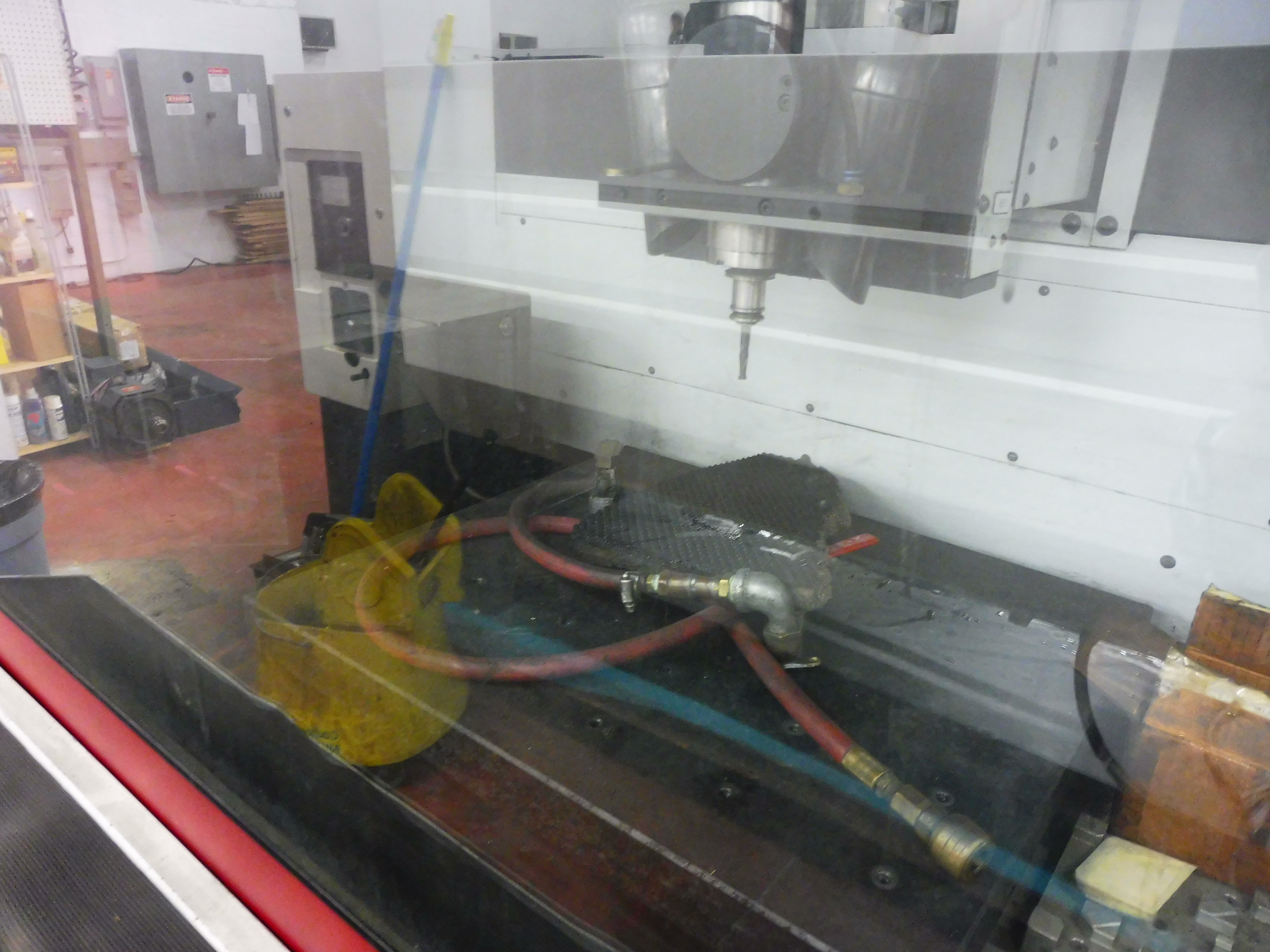 Lot 2 - 1996 KLINK MODEL HSC60-M HIGH SPEED CNC VERTICAL MACHINING CENTRE, S/N 75210701, WITH SEIMENS