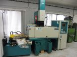 Lot 1 - 2002 JITEN MODEL CNC-540 SINKER TYPE CNC EDM, S/N 002536, WITH JITEN 75 AMP CNC CONTROLS, TANK