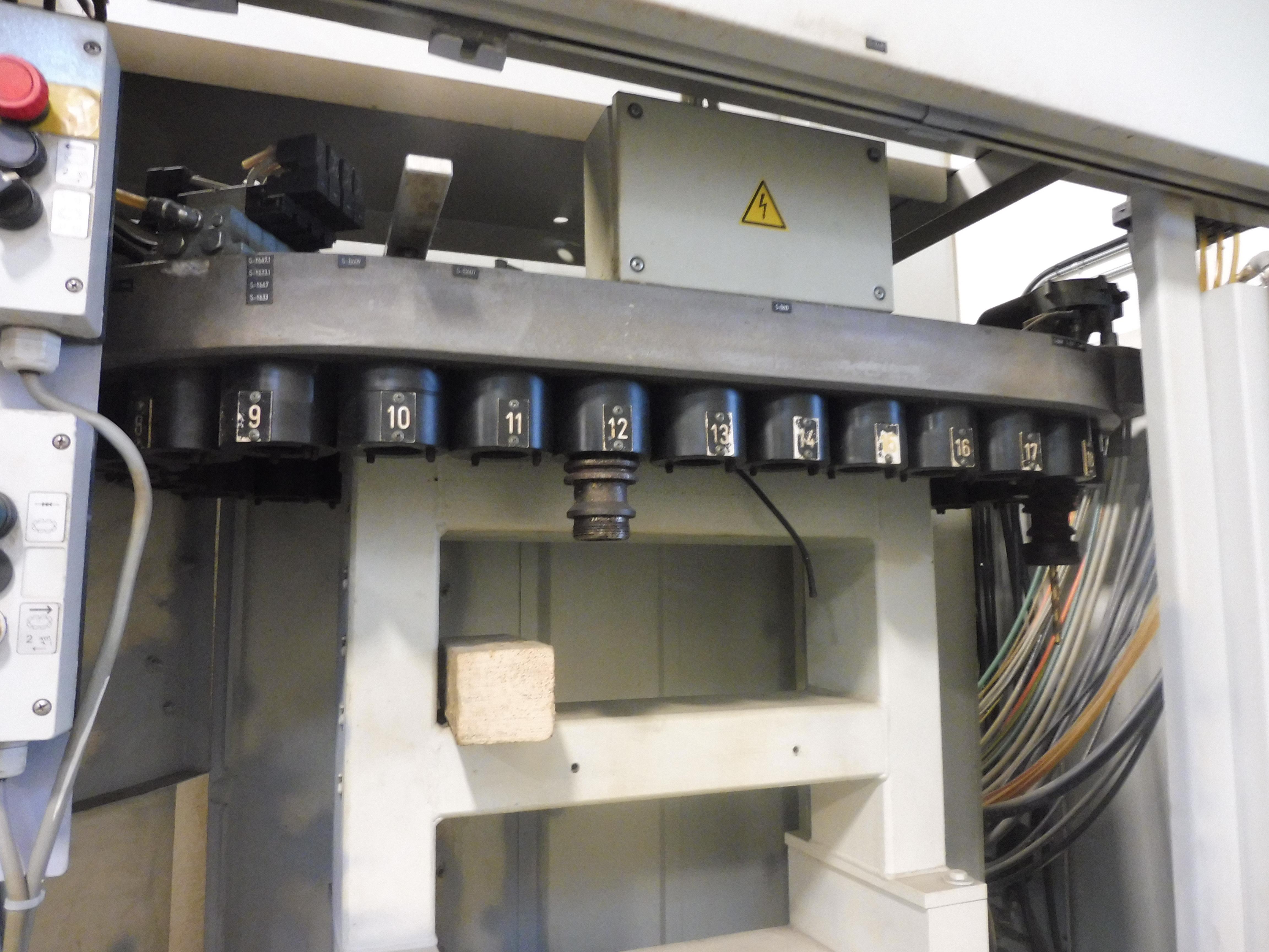 Lot 5 - 1999 MIKRON MODEL UPC-1000 CNC 5-AXIS HIGH SPEED MACHINING CENTRE, S/N 71.15, WITH HEIDENHAIN TNC-