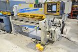 "Lot 9 - WYSONG 52"" X 10GA MECHANICAL SHEAR MOD. 1052CNCB, 60 STROKES/MIN. S/N: P120-145, PC100 BACKGAGE ("