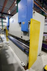 Lot 7 - DURMAZLAR PRESS BRAKE, 10' X 120 METRIC TON MOD. HAP301020, 7-WAY FEMALE DIE, S/N:7042981943 (