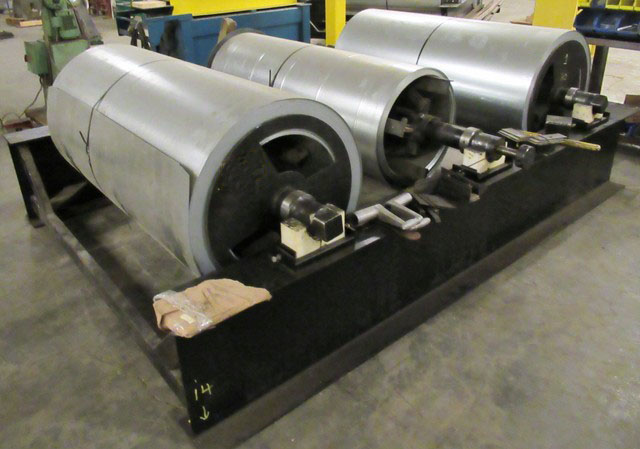 Lot 1 - AUTO FOLD 516 FULLY AUTOMATED HVAC DUCTING COIL MANUFACTURING LINE, CONSISTING OF: 6 SPOOL