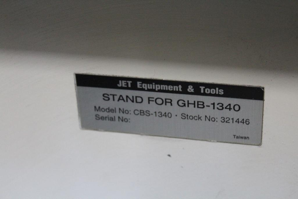 Lot 2 - Jet 1340 GBH Geared Head Lathe, 1ph