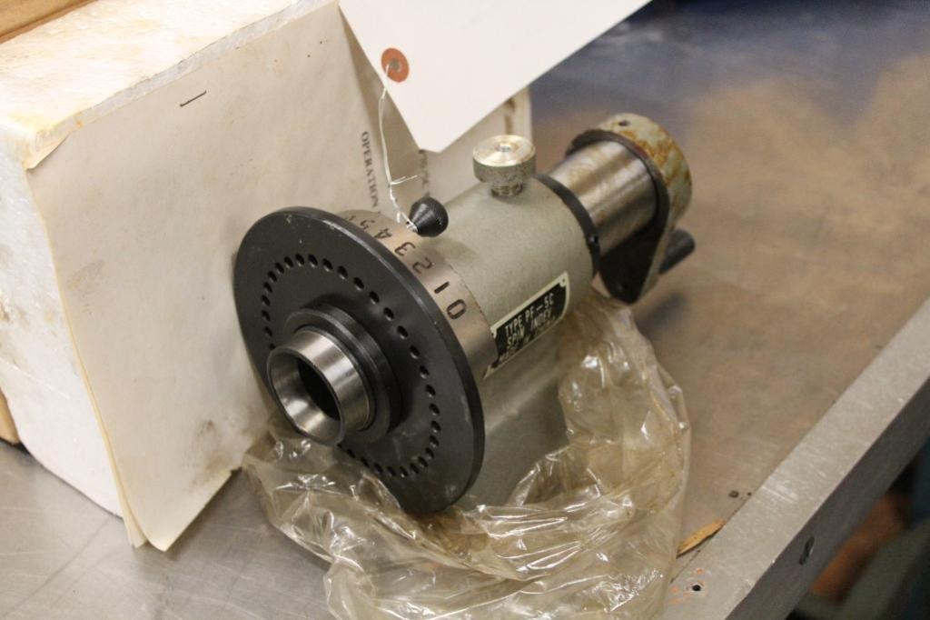 Lot 14 - 5C Collet Spin Fixture