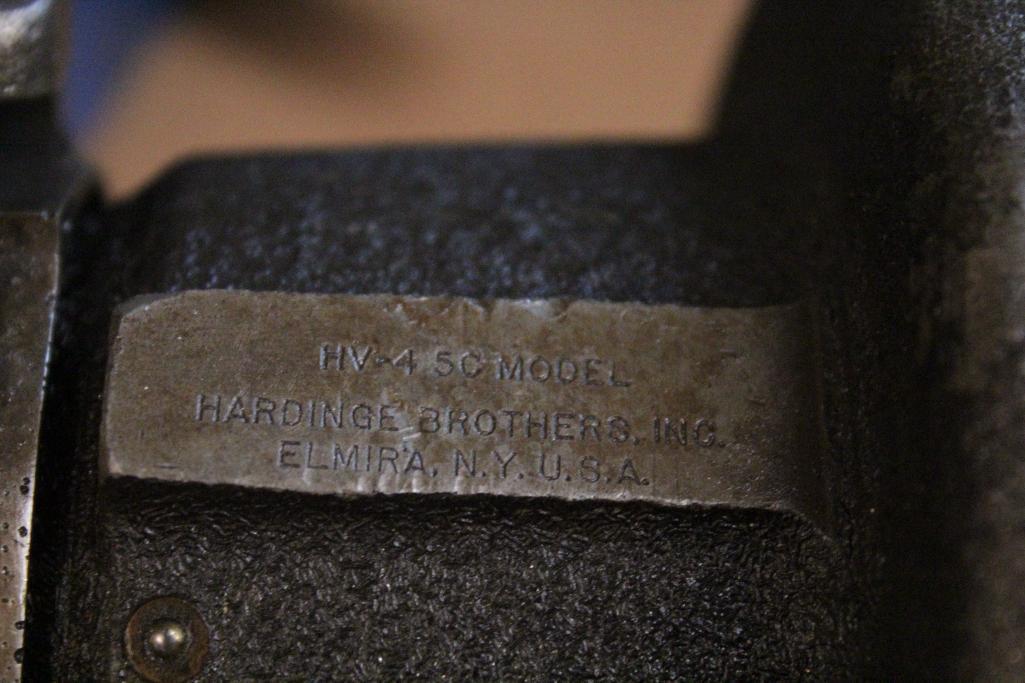 Lot 8 - Hardinge HV-4 5c collet indexer