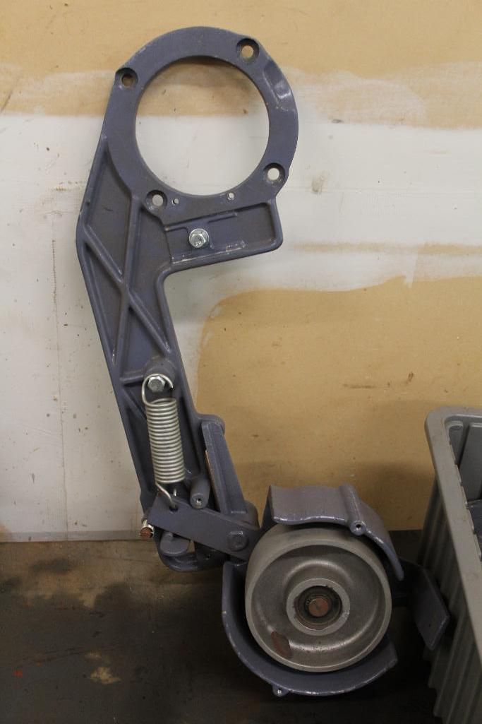 Lot 35 - Baldor belt sander attachment