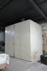 Lot 20 - Drying Unit w/(4) Fans