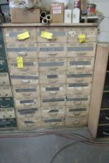 Lot 37 - Cabinet w/Drawers