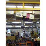Overhead Crane, 2-Ton Capacity