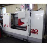 Haas VF3 30-HP High Torque CNC Machine (2000)