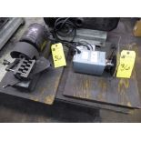 Grinders, Drill Sharpener (1) and Cut Off (1)