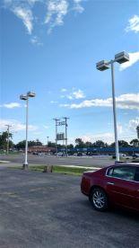 Lot 35 - (2) Light Poles / (2) Lamps (each) - (2 x Bid)