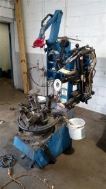 Lot 8 - Hunter TC3500 (Butler 10533) Tire Changer s/n 06569