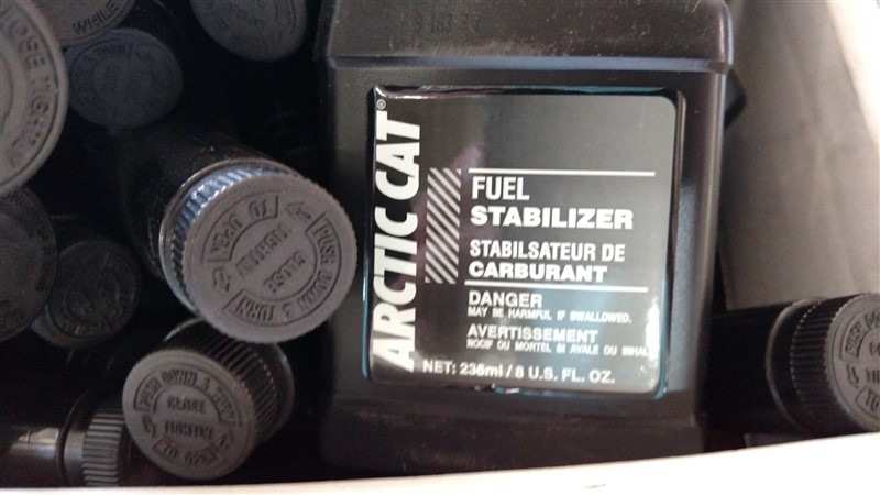 Lot 43 - NEW Fuel Stabilizer (Mixed Lot): 7.25% Sales Tax charged - (1 x Bid)