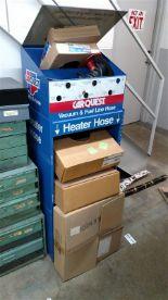 Lot 53B - Heater Hose Stock Cabinet - (1 x Bid)